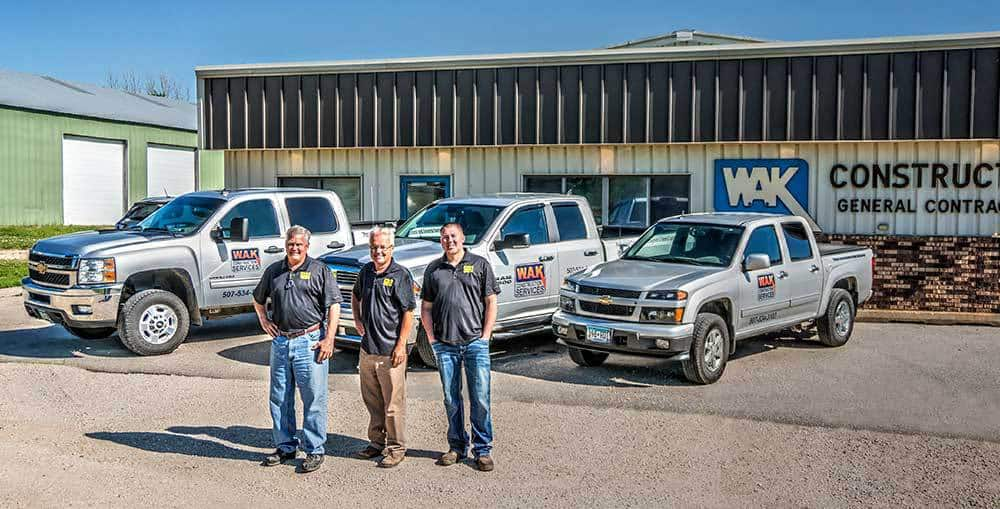 W.A. Kreofsky Construction, Inc